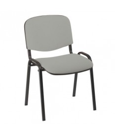 SILLA CONFERENCIA ECO GRIS