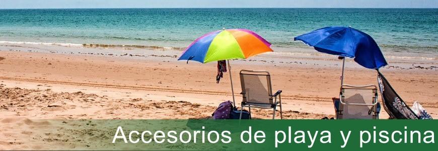Accesorios de playa y piscina